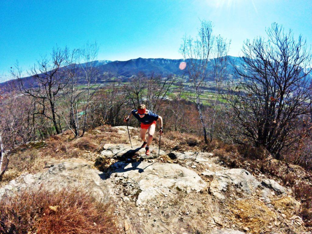 allenamento trail running